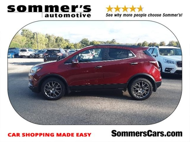 2019 Buick Encore FWD 4dr Sport Touring SUV