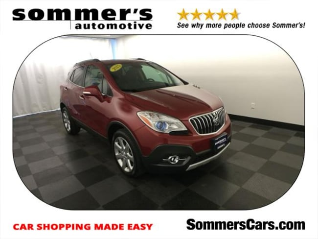 2015 Buick Encore AWD 4dr Leather Sport Utility