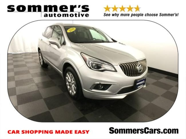 2018 Buick Envision AWD 4dr Essence Sport Utility