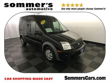 2013 Ford Transit Connect Van