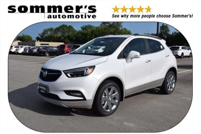 2019 Buick Encore AWD 4dr Essence SUV