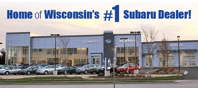 Sommer's Automotive   New Buick, Subaru, GMC dealership in ...
