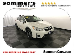 Certified Pre-Owned 2016 Subaru Crosstrek 5dr CVT 2.0i Limited SUV JF2GPAKC9G8265018 For sale in Mequon WI, near Milwaukee WI