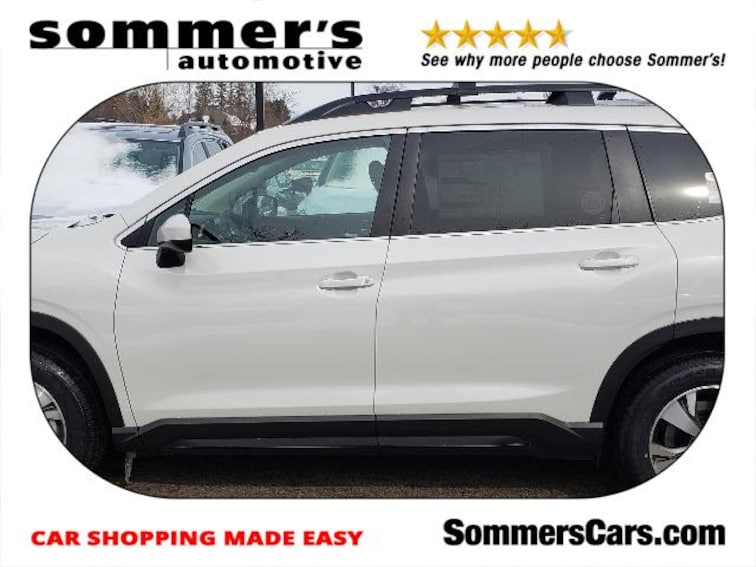 New 2019 Subaru Ascent Premium 8-Passenger SUV in Mequon, WI