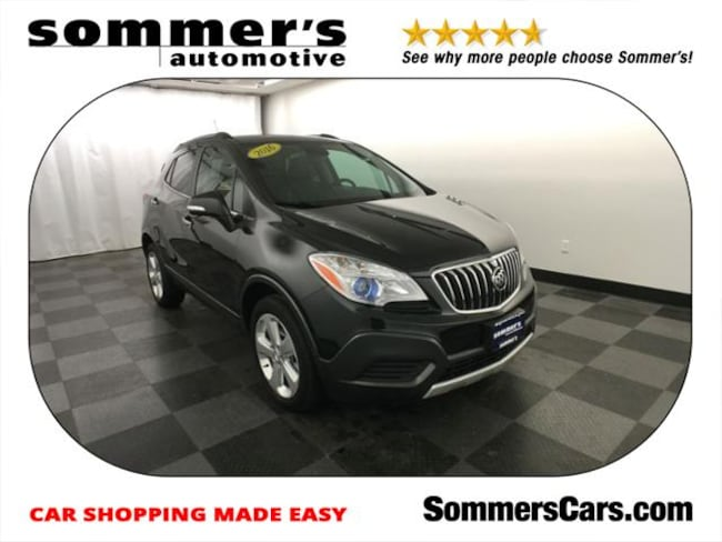 2016 Buick Encore AWD 4dr SUV