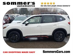 New 2019 Subaru Forester Sport SUV 191933 For sale in Mequon, WI, near Milwaukee, WI