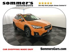 Certified Pre-Owned 2018 Subaru Crosstrek 2.0i Premium CVT SUV JF2GTACC6JH209748 For sale in Mequon WI, near Milwaukee WI