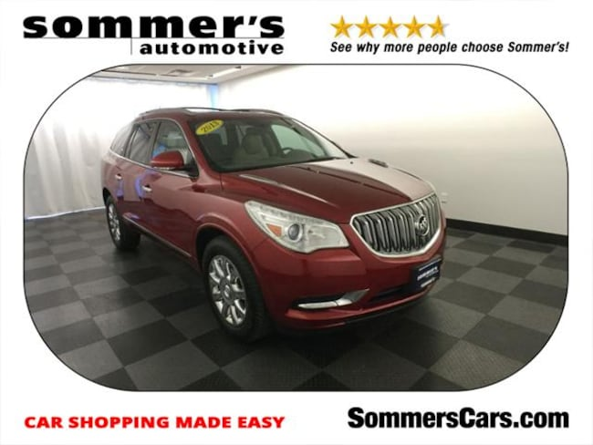2013 Buick Enclave AWD 4dr Leather SUV