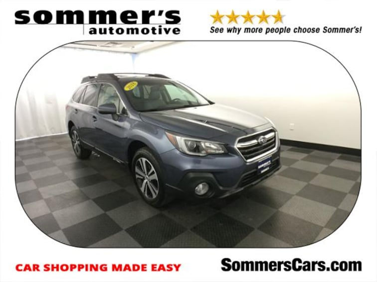 2018 Subaru Outback 2.5i Limited SUV near Milwaukee