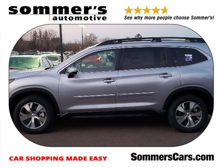 New 2019 Subaru Ascent Premium 7-Passenger SUV in Mequon, WI