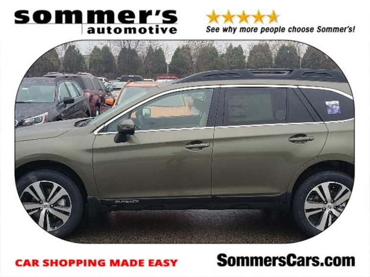 New 2019 Subaru Outback 2.5i Limited SUV in Mequon, WI