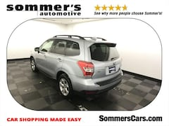Certified Pre-Owned 2016 Subaru Forester 4dr CVT 2.5i Limited Pzev SUV JF2SJAHC6GH511672 For sale in Mequon WI, near Milwaukee WI