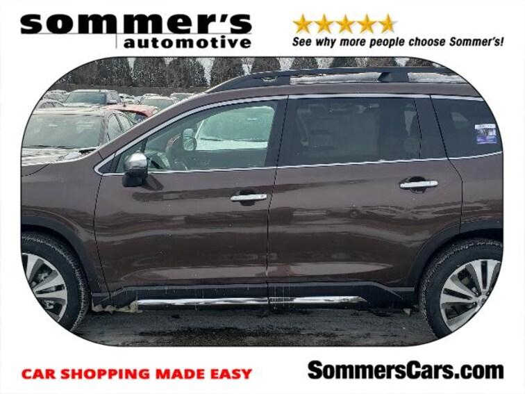 New 2019 Subaru Ascent Touring 7-Passenger SUV in Mequon, WI