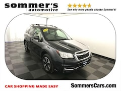 Certified Pre-Owned 2018 Subaru Forester 2.5i Premium CVT SUV JF2SJAGC7JH541384 For sale in Mequon WI, near Milwaukee WI
