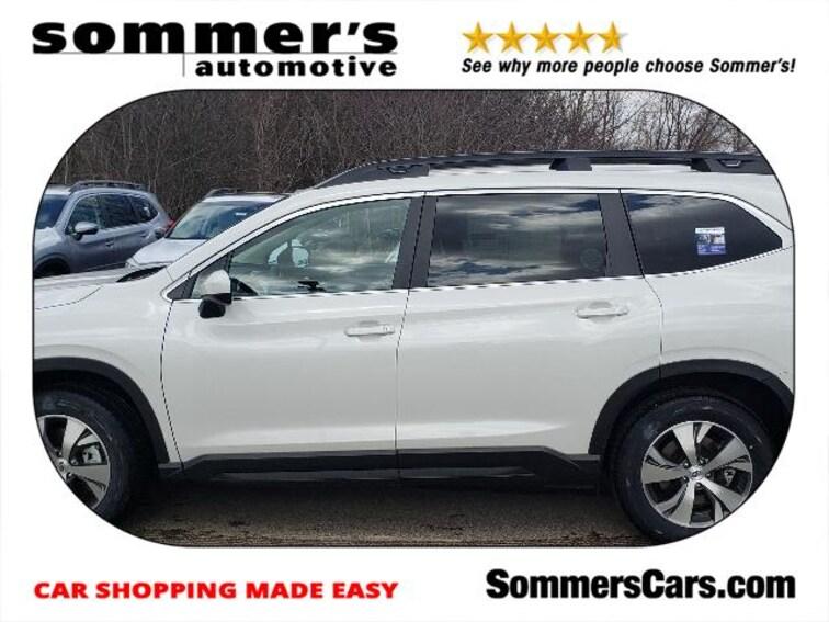 New 2019 Subaru Ascent Premium 8-Passenger SUV in Mequon, WI