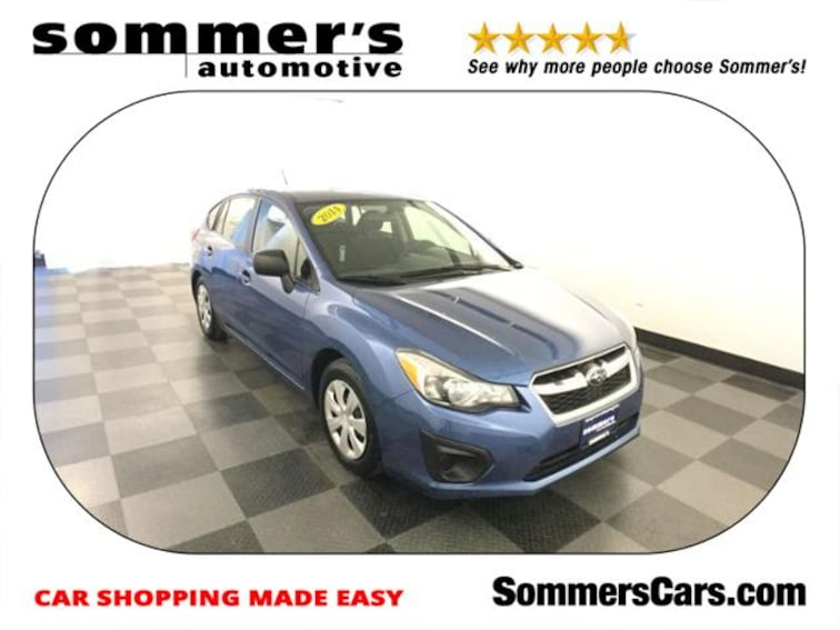 2014 Subaru Impreza 5dr Man 2.0i Sedan near Milwaukee