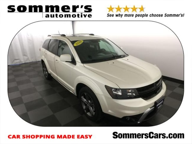 2016 Dodge Journey AWD 4dr Crossroad SUV