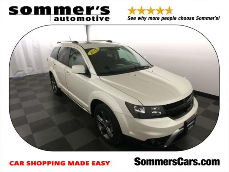 2016 Dodge Journey AWD 4dr Crossroad SUV near Milwaukee