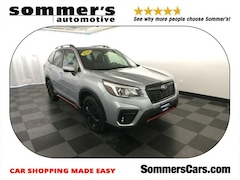 Certified Pre-Owned 2019 Subaru Forester 2.5i Sport SUV JF2SKAKC1KH401918 For sale in Mequon WI, near Milwaukee WI
