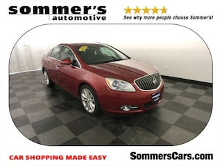2012 Buick Verano 4dr Sdn Leather Group Sedan