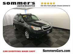 Certified Pre-Owned 2016 Subaru Forester 4dr CVT 2.5i Premium Pzev SUV JF2SJAFC0GH462231 For sale in Mequon WI, near Milwaukee WI