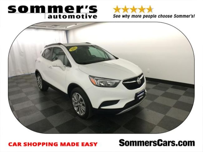 2017 Buick Encore FWD 4dr Preferred SUV