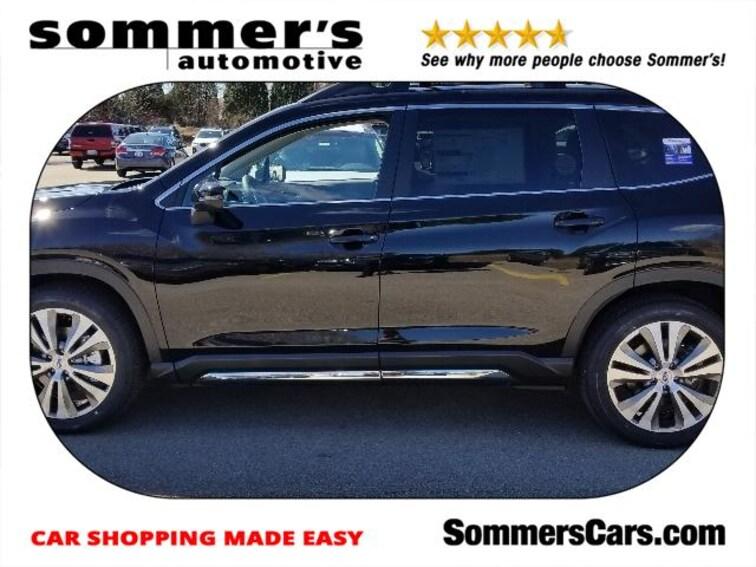 New 2019 Subaru Ascent Limited 8-Passenger SUV in Mequon, WI