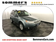 used 2012 Subaru Forester 4dr Auto 2.5X Limited SUV JF2SHBEC3CH429754 For sale in Mequon WI, near Milwaukee WI