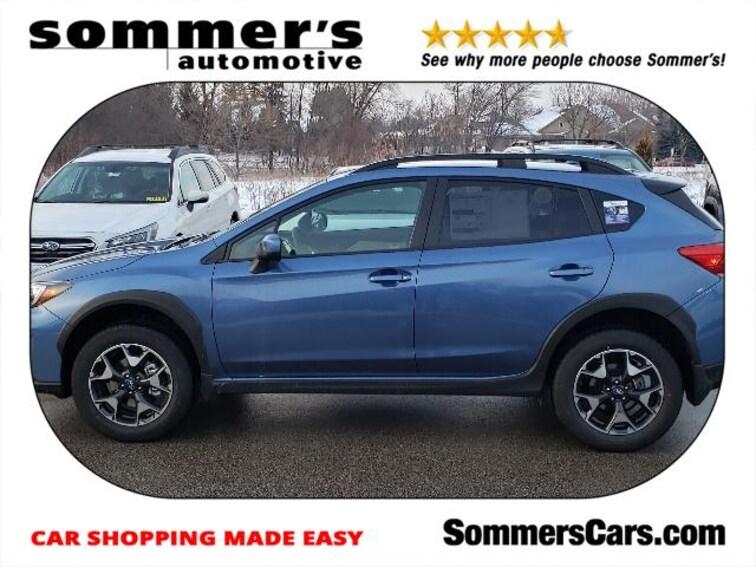 New 2019 Subaru Crosstrek 2.0i Premium SUV in Mequon, WI