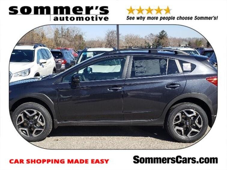 New 2019 Subaru Crosstrek 2.0i Limited SUV in Mequon, WI