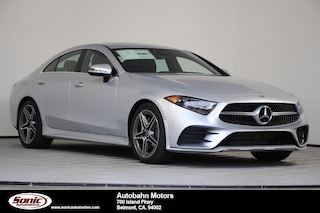 New 2019 Mercedes-Benz CLS 450 CLS 450 Coupe for sale in Belmont, CA