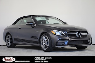 New 2019 Mercedes-Benz AMG C 43 4MATIC Cabriolet for sale in Belmont, CA