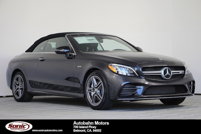 New 2019 Mercedes-Benz AMG C 43 4MATIC Cabriolet in Belmont