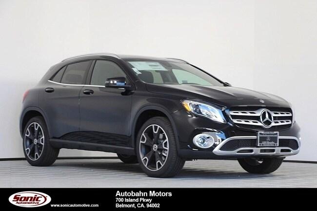 New 2019 Mercedes-Benz GLA 250 GLA 250 SUV in Belmont