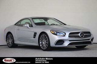 New 2019 Mercedes-Benz SL 450 Roadster for sale in Belmont, CA