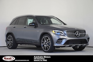 New 2019 Mercedes-Benz AMG GLC 43 4MATIC SUV for sale in Belmont, CA