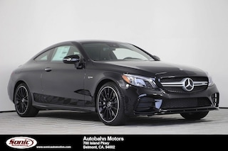New 2019 Mercedes-Benz AMG C 43 4MATIC Coupe for sale in Belmont, CA