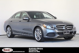 New 2018 Mercedes-Benz C-Class C 300 Sedan for sale in Belmont, CA
