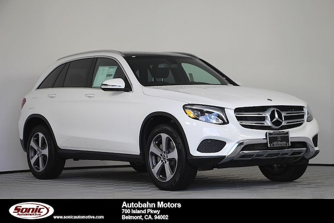 New 2019 Mercedes-Benz GLC 300 4MATIC Coupe in Belmont