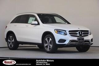 New 2019 Mercedes-Benz GLC 300 GLC 300 SUV for sale in Belmont, CA