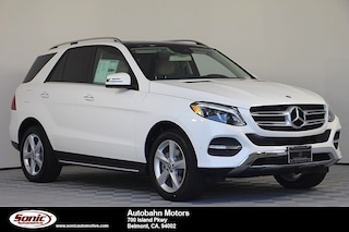 New 2018 Mercedes-Benz GLE 350 4MATIC SUV for sale in Belmont, CA