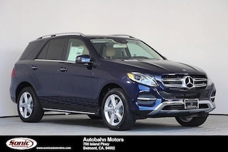 New 2019 Mercedes-Benz GLE 400 4MATIC SUV for sale in Belmont, CA