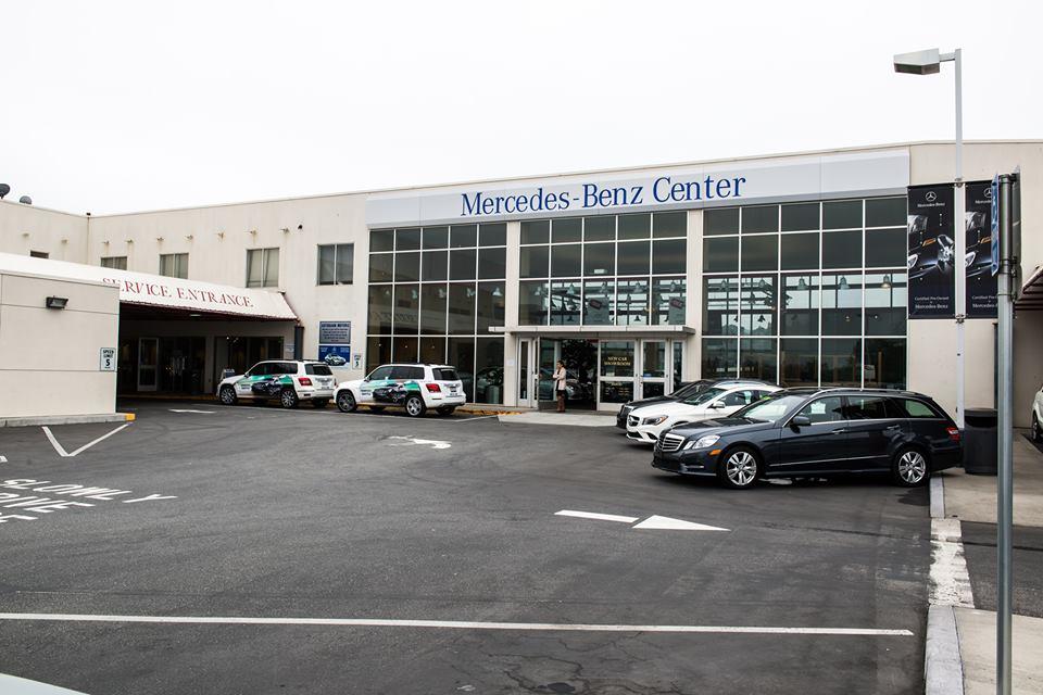 Mercedes-Benz Auto Repair & Service in Belmont near San ...
