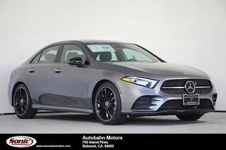 New 2019 Mercedes-Benz A-Class A 220 Sedan for sale in Belmont, CA