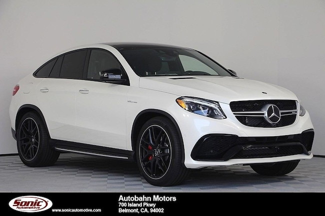 New 2018 Mercedes-Benz AMG GLE 63 4MATIC SUV in Belmont