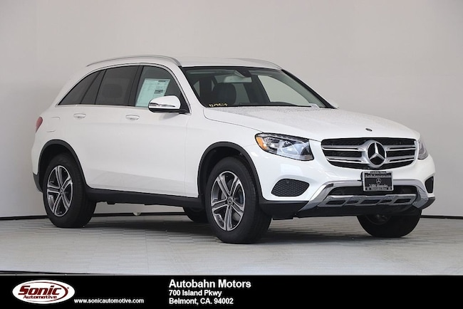 Used 2019 Mercedes-Benz GLC 300 4MATIC For Sale in Santa Clara | Stock:  K1004219