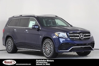 New 2019 Mercedes-Benz AMG GLS 63 4MATIC SUV for sale in Belmont, CA