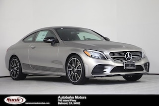 New 2019 Mercedes-Benz C-Class C 300 Coupe for sale in Belmont, CA