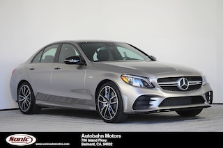 New 2019 Mercedes-Benz AMG C 43 4MATIC Sedan for sale in Belmont, CA