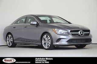 New 2019 Mercedes-Benz CLA 250 CLA 250 Coupe for sale in Belmont, CA